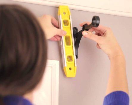 Hướng dẫn treo rèm cửa đúng cách – chuẩn đẹp ngay tại nhà