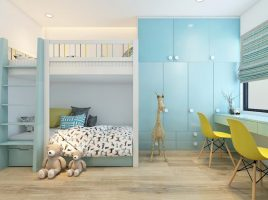 Tổng hợp 20 mẫu nội thất phòng ngủ trẻ em xu hướng 2020