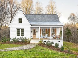 Top 15 mẫu nhà cấp 4 nông thôn đẹp, sang trọng với chi phí thấp