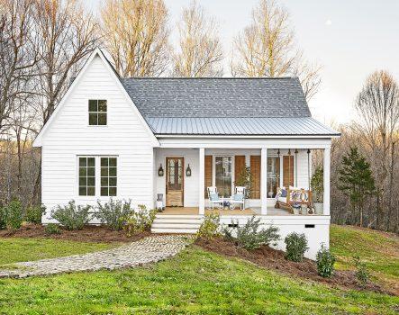 TOP 15 mẫu nhà cấp 4 nông thôn đẹp với chi phí thấp 2019