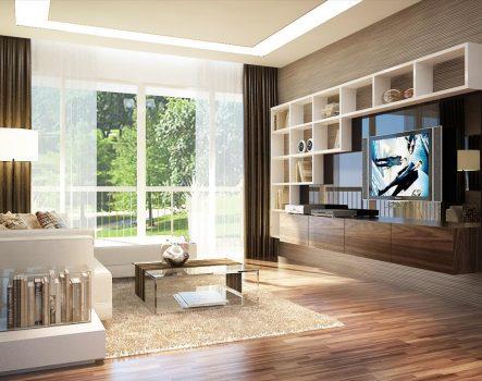 Top 12 nội thất căn hộ 2 phòng ngủ được bày trí đẹp như mơ