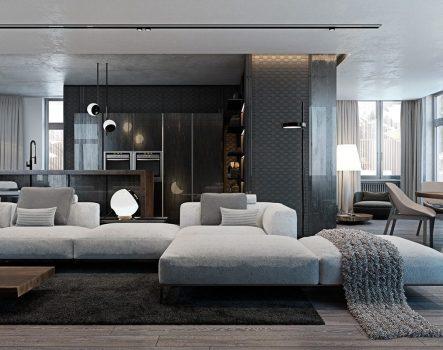 Thiết kế nội thất biệt thự đơn lập làm siêu lòng gia chủ khó tính!