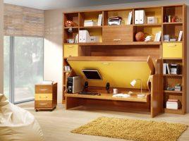 Nội thất phòng ngủ thông minh cho gia đình tiện ích và tiết kiệm