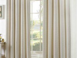 8 mẫu rèm cửa ra vào phòng khách đẹp khiến ai cũng mê mẩn