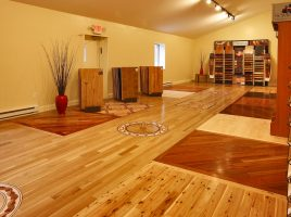 Các loại sàn gỗ tự nhiên chính hãng được ưa chuộng 2020