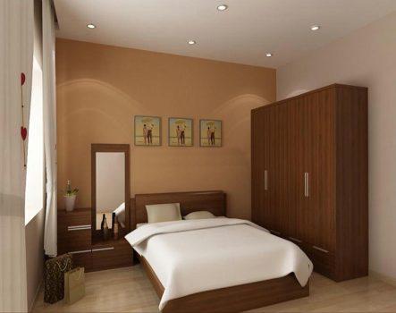 16 cách bố trí nội thất phòng ngủ 12m2 đẹp cho căn hộ ít diện tích