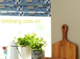 Rèm roman họa tiết Linh Trang RMHT04
