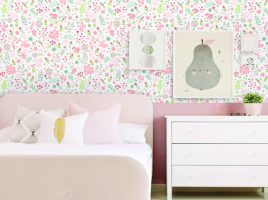 Giấy dán tường trẻ em Dream World A5094