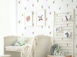 Giấy dán tường trẻ em Dream World A5097