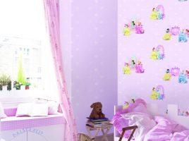 Giấy dán tường trẻ em Dream World D5043