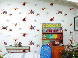 Giấy dán tường trẻ em Dream World D5078