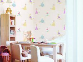 Giấy dán tường trẻ em Dream World D5106