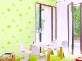 Giấy dán tường trẻ em Dream World A514-1