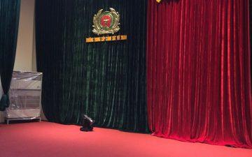 Báo giá rèm hội trường, phông màn sân khấu giá ưu đãi tại Linh Trang