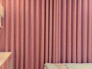 Rèm vải 1 màu Linh Trang RVM07