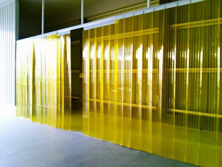 rèm nhựa pvc ngăn lạnh PVC04