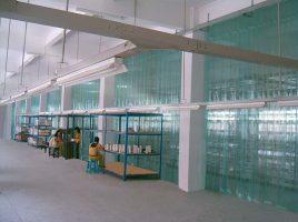 Rèm nhựa PVC ngăn lạnh PVC05