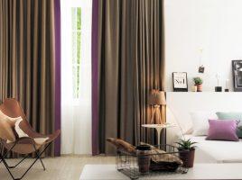 Rèm vải Nhật cao cấp LTAC5497