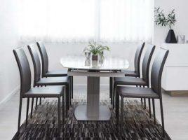 Bộ bàn ăn 6 ghế BGA01