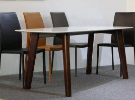 Bộ bàn ăn 4 ghế BGA02