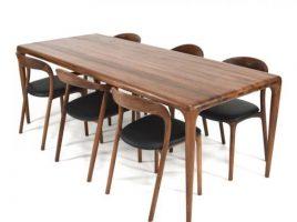Bộ bàn ăn 4 ghế BGA06