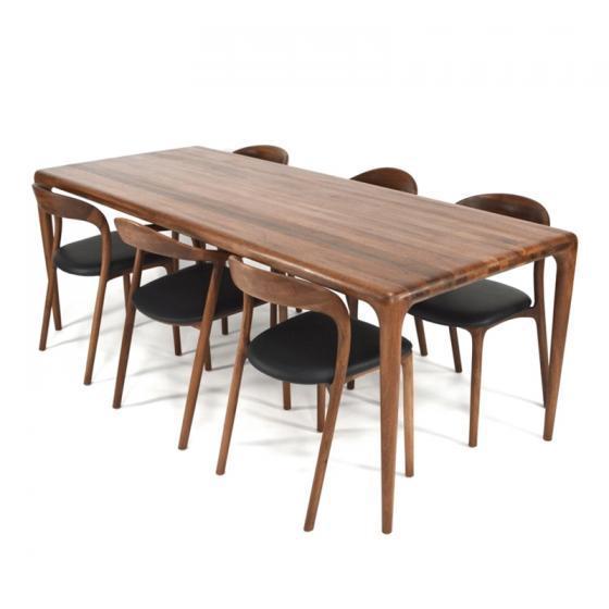 Bộ bàn ghế ăn BGA06