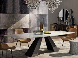 Bộ bàn ăn 4 ghế BGA09