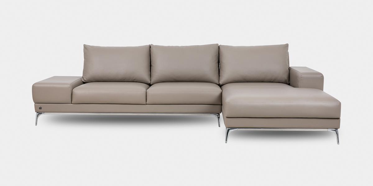 Sofa góc da SGD03