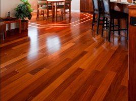 Sàn gỗ giáng hương Lào 18x120x900mm