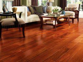 Sàn gỗ giáng hương Lào 15x90x600mm