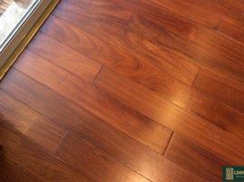 Sàn gỗ gõ đỏ Nam Phi 15x90x900mm