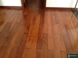 Sàn gỗ giáng hương Lào 15x90x750mm
