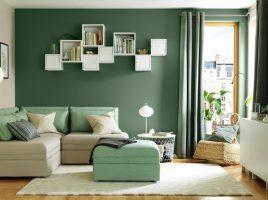 Bộ sưu tập Giấy dán tường màu xanh siêu đẹp cho mùa hè