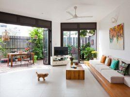 5 Mẫu trang trí phòng khách đơn giản, dẫn đầu xu hướng 2020
