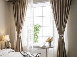 15+ mẫu rèm cửa sổ đẹp, giá rẻ được yêu thích năm 2020