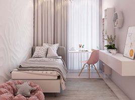 """Trang trí nội thất phòng ngủ siêu xinh khiến bạn """"đổ rạp"""""""