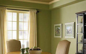Mệnh Mộc sơn nhà màu gì chuẩn quan niệm phong thủy?