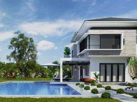 Nhà vườn 2 tầng | 15 mẫu nhà đẹp mê mẩn, hút hồn gia chủ