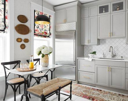 Thiết kế nhà bếp, không gian phòng bếp đẹp