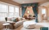 Nên dùng rèm gỗ hay rèm vải cho các không gian nhà ở hiện đại?