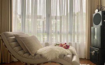 Rèm vải tráng cao su non là gì? Ưu điểm đem lại cho không gian