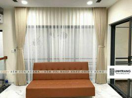 Rèm vải Bỉ Linh Trang B006