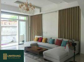 Rèm vải Bỉ Linh Trang B004