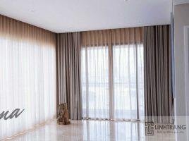 Rèm vải Bỉ Linh Trang B003