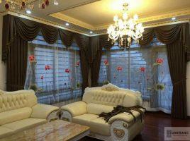 Rèm tân cổ điển Linh Trang TCD006