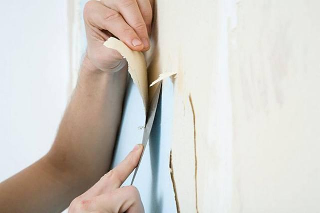 bóc giấy dán tường 8