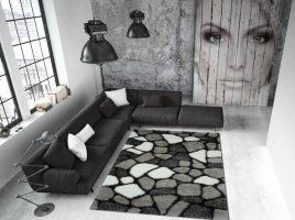 Thảm phòng khách chọn thế nào để tạo ấn tượng trong mắt người nhìn